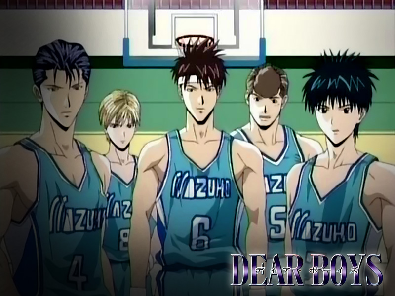 5 Melhores Animes de Basketball