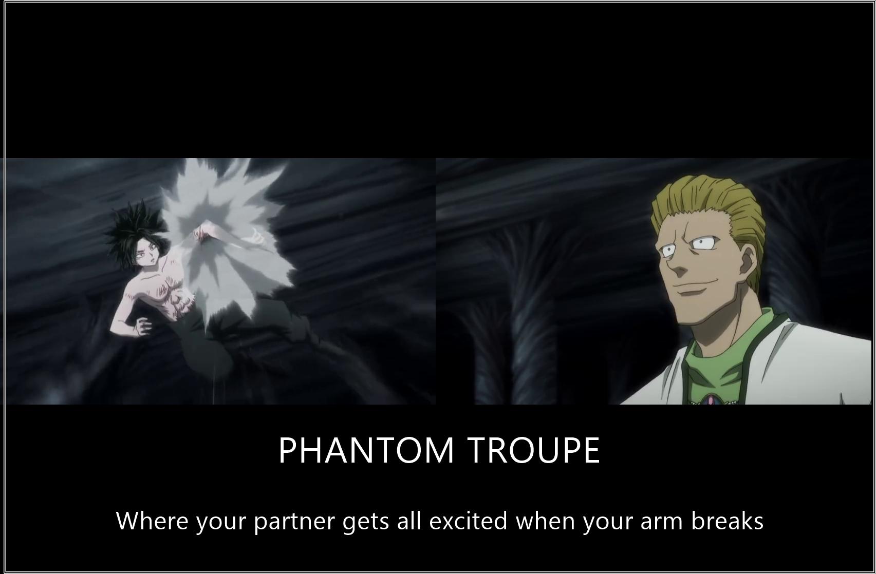 Kpop Quotes Wallpaper Feitan Hunter X Hunter Zerochan Anime Image Board