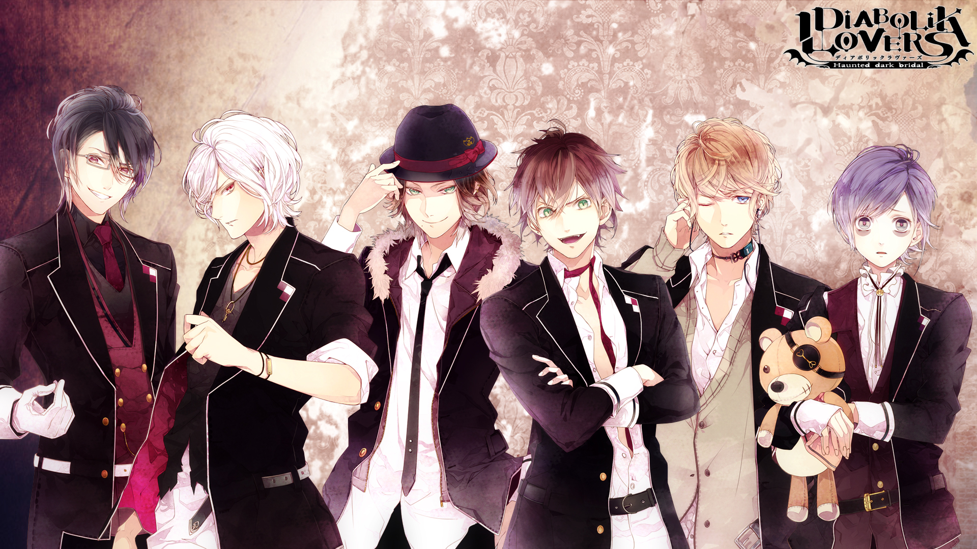 Image result for diabolik lovers