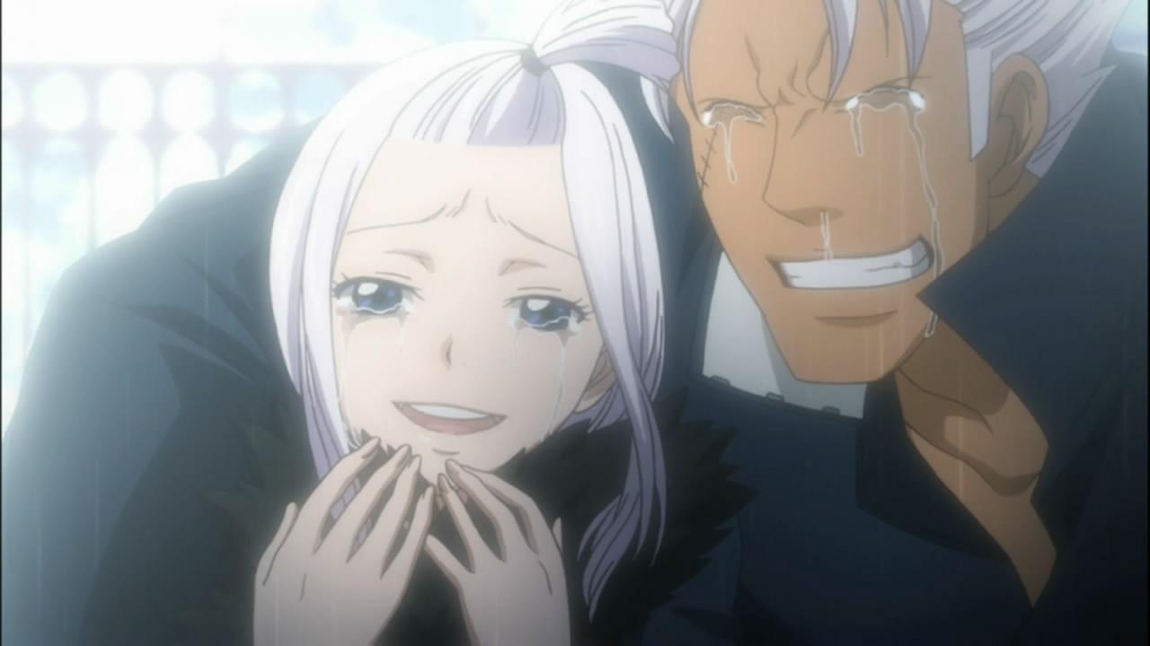 A Sad Girl Wallpaper Mirajane Strauss Screenshot Zerochan Anime Image Board