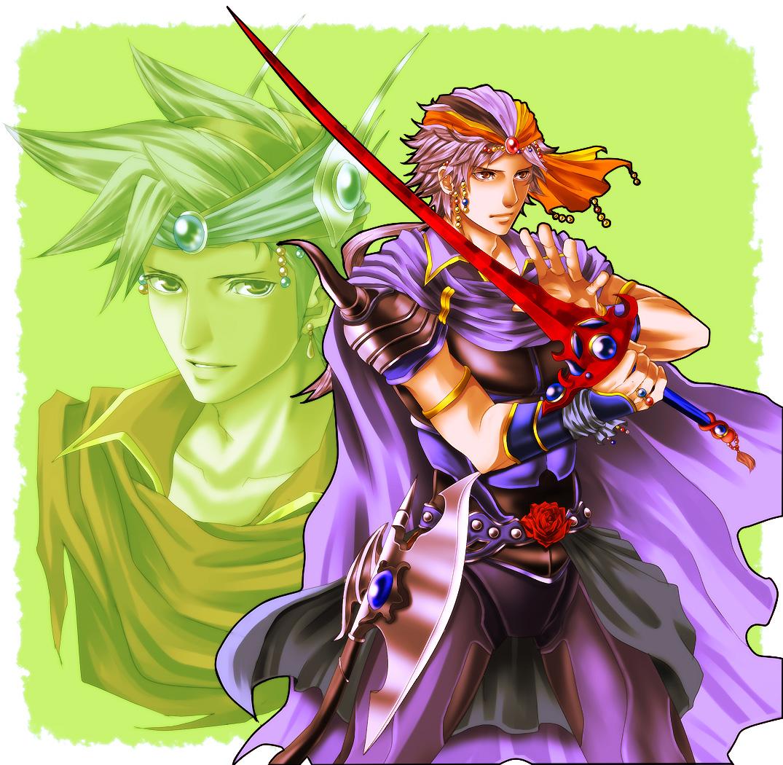 Firion Final Fantasy II Zerochan Anime Image Board