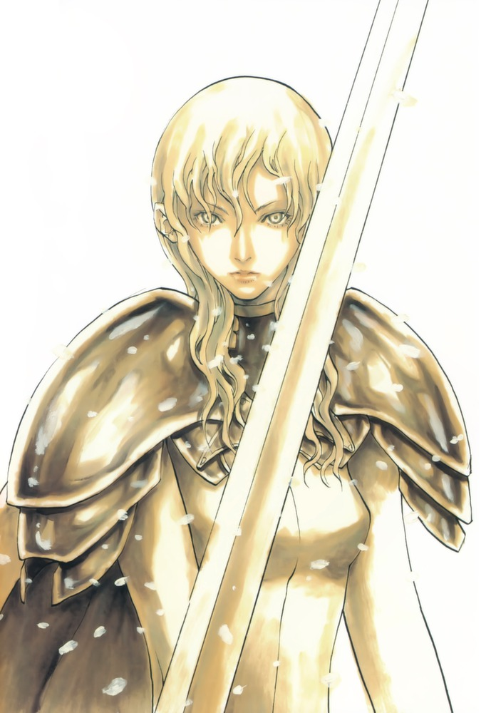 Berserk Iphone Wallpaper Flora Claymore Zerochan Anime Image Board