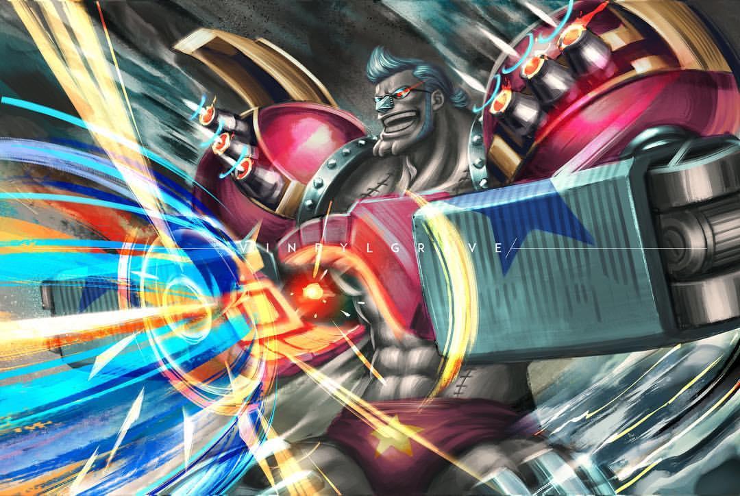 Download Wallpaper Hd One Piece Franky One Piece Zerochan Anime Image Board