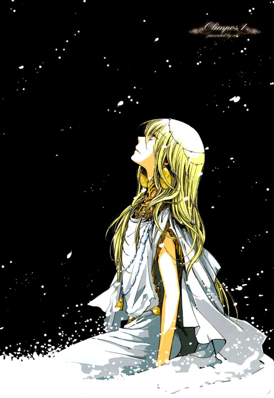 Anime Girl Android Wallpaper Ganymede Olimpos Zerochan Anime Image Board