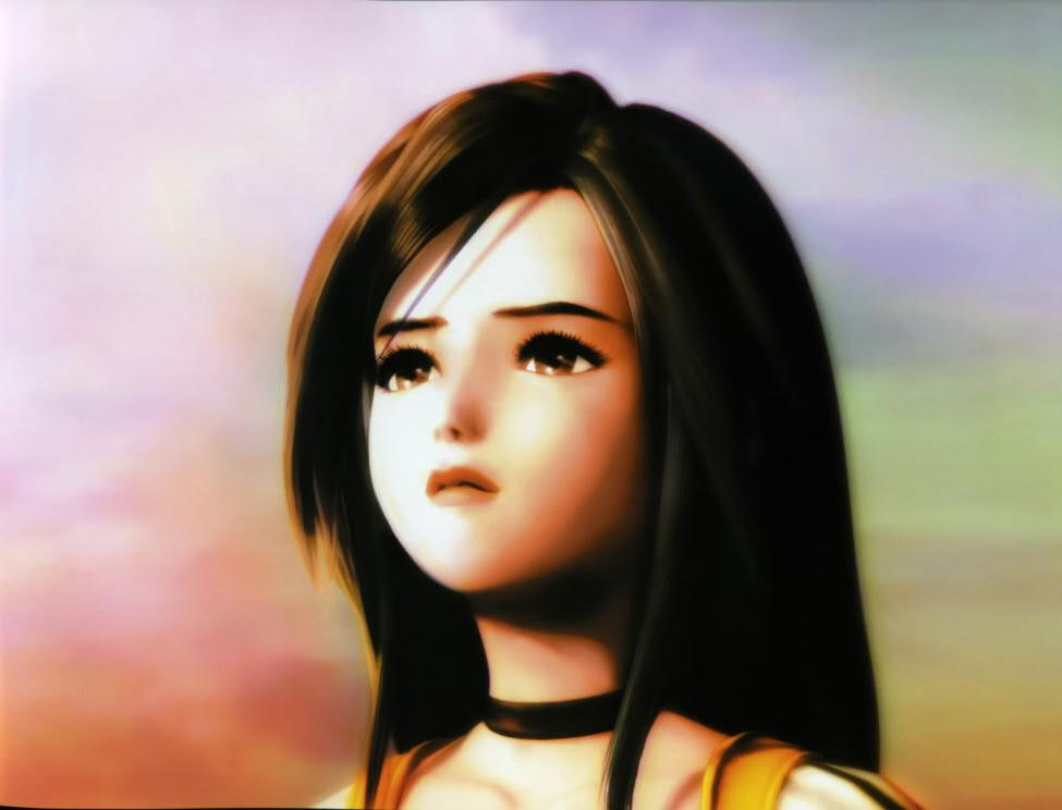 Garnet Til Alexandros XVII Final Fantasy IX Zerochan