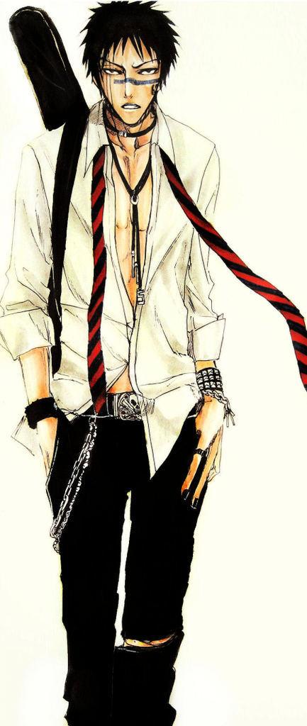 Hisagi Shuuhei (Bleach)
