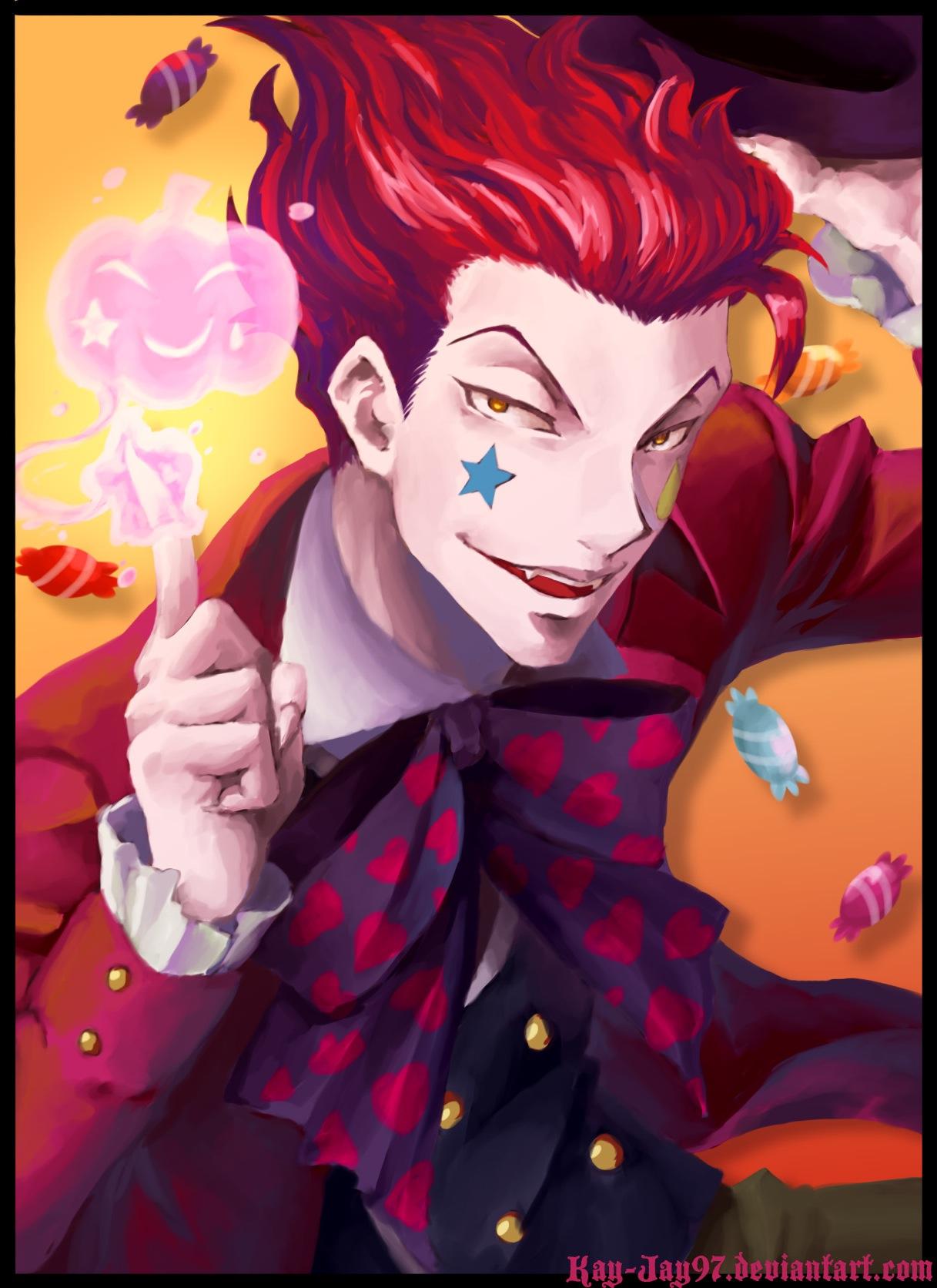 Wallpaper Anime Hunter X Hunter Hisoka Hunter X Hunter Page 4 Of 11 Zerochan Anime