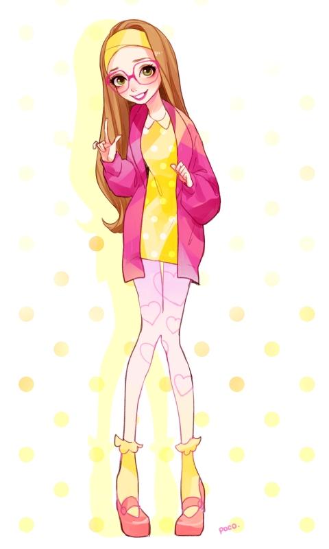 Kawaii Anime Girl Iphone Wallpaper Honey Lemon Big Hero 6 Zerochan Anime Image Board