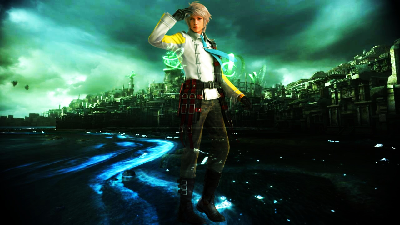 Hope Estheim Final Fantasy XIII Wallpaper 888820