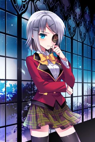 Anime Sword Wallpaper Iri Flina Sword Girls Mobile Wallpaper 572220