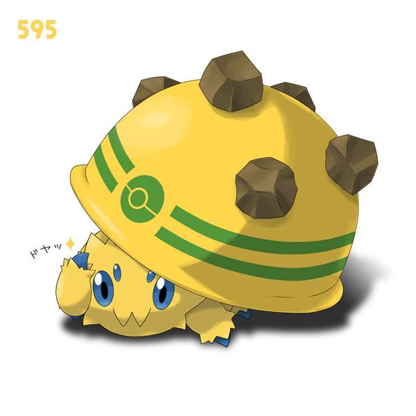 Cute Pokemon Iphone Wallpaper Joltik Pok 233 Mon Zerochan Anime Image Board