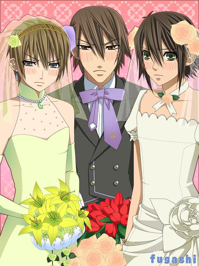 Cute Shinobu Wallpaper Junjou Romantica Image 377213 Zerochan Anime Image Board