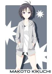 kikuchi makoto - idolm ster