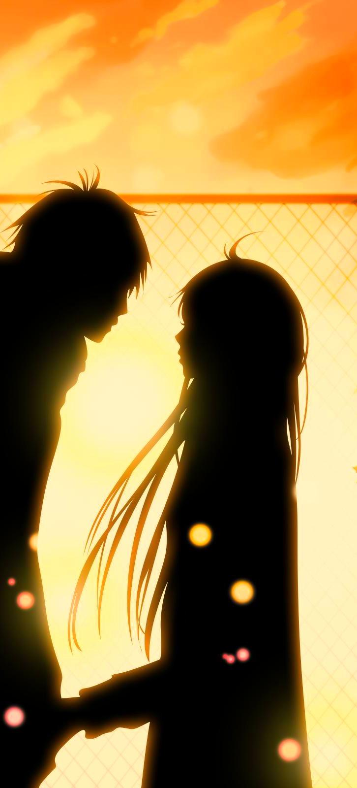 Cute Girl And Boy Hug Wallpaper Kimi Ni Todoke From Me To You Zerochan Anime Image Board