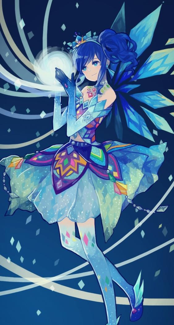 Mermaid Wallpaper Cute Kiriya Aoi Aikatsu Zerochan Anime Image Board