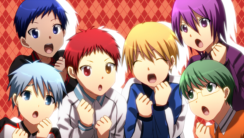 Aomine Daiki Hd Wallpaper Kiseki No Sedai Generation Of Miracles Kuroko No