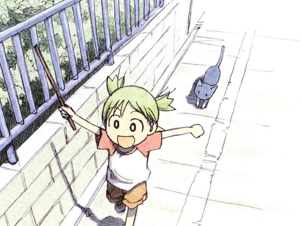Komik Yotsuba&! Masih Belum Ada Animenya