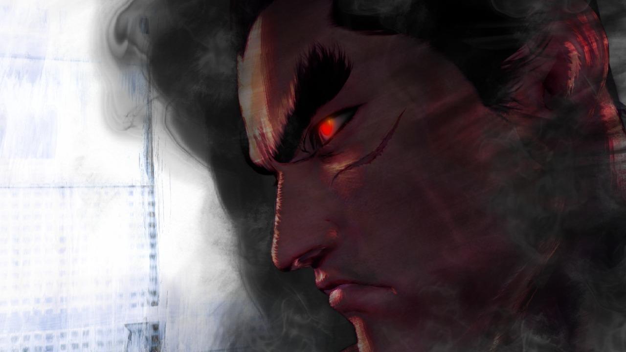 Evil Anime Girl Wallpaper Mishima Kazuya Tekken Zerochan Anime Image Board