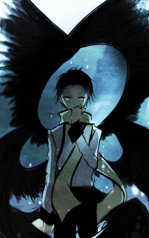Falling Down Wallpaper Mochizuki Ryoji Shin Megami Tensei Persona 3 Zerochan