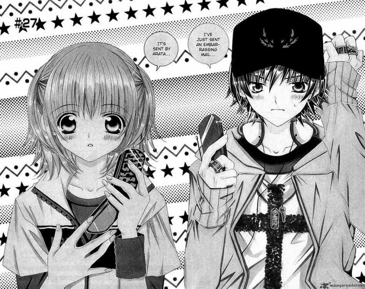 Crying Girl And Boy Wallpaper Moe Kare Ikeyamada Gou Zerochan Anime Image Board