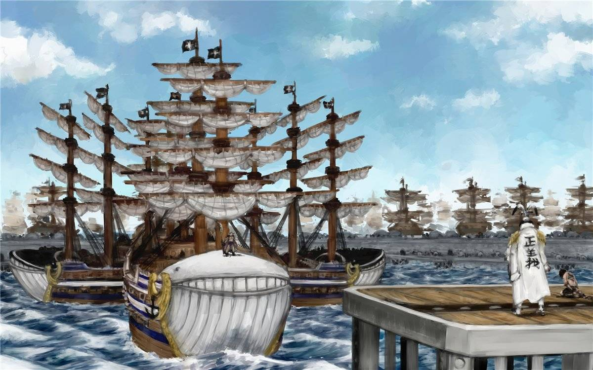 Total War Shogun 2 Fall Of The Samurai Wallpaper Hd One Piece Wallpaper 790461 Zerochan Anime Image Board
