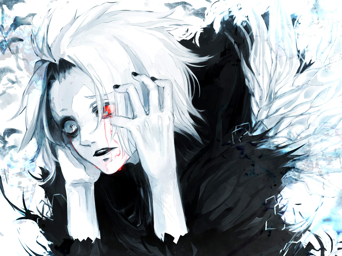 Hd wallpapers and background images. Owl (Tokyo Kushu:re) (Owl (tokyo Ghoul:re)) - Takizawa ...