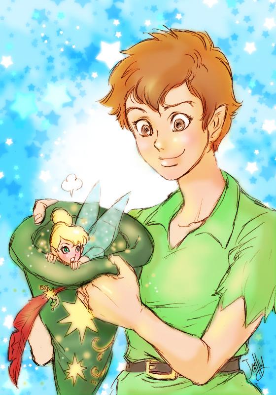 Hetalia Iphone Wallpaper Tinkerbell Peter Pan Zerochan Anime Image Board