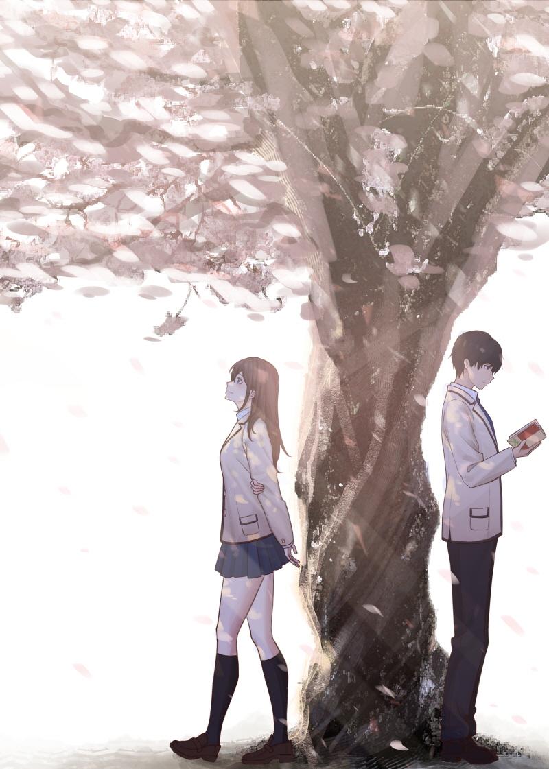 Download Anime Kimi No Suizou Wo Tabetai : download, anime, suizou, tabetai, Suizou, Tabetai, Zerochan, Anime, Image, Board