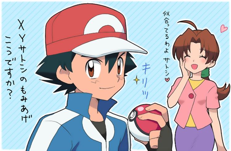 Pokemon X And Y Iphone Wallpaper Hanako Pok 233 Mon Zerochan Anime Image Board
