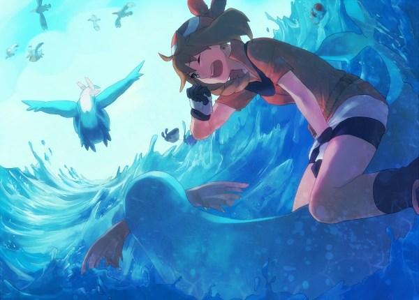 Pokemon Wingull Anime