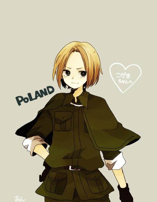 Poland  Axis Powers Hetalia  Zerochan Anime Image Board