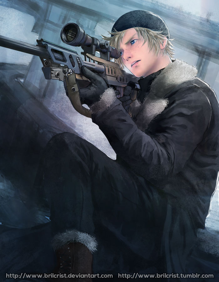 Final Fantasy Xv Wallpaper Iphone X Prompto Argentum Final Fantasy Xv Zerochan Anime Image