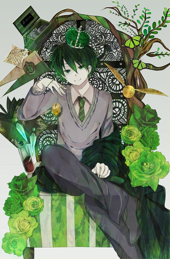 Hogwarts Iphone Wallpaper Regulus Black Harry Potter Zerochan Anime Image Board