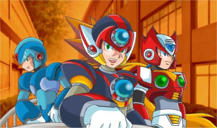 Nana Anime Wallpaper Axl Megaman X Rockman X Zerochan Anime Image Board
