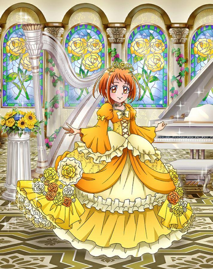The Cure Iphone Wallpaper Shirabe Ako Suite Precure♪ Zerochan Anime Image Board