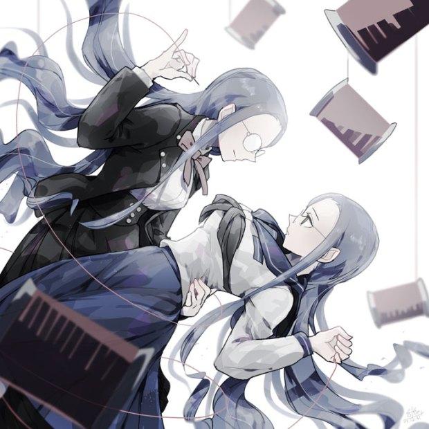 Tags: Anime, Pixiv Id 22929515, New Danganronpa V3, Shirogane Tsumugi, Fanart From Pixiv, Pixiv, Fanart