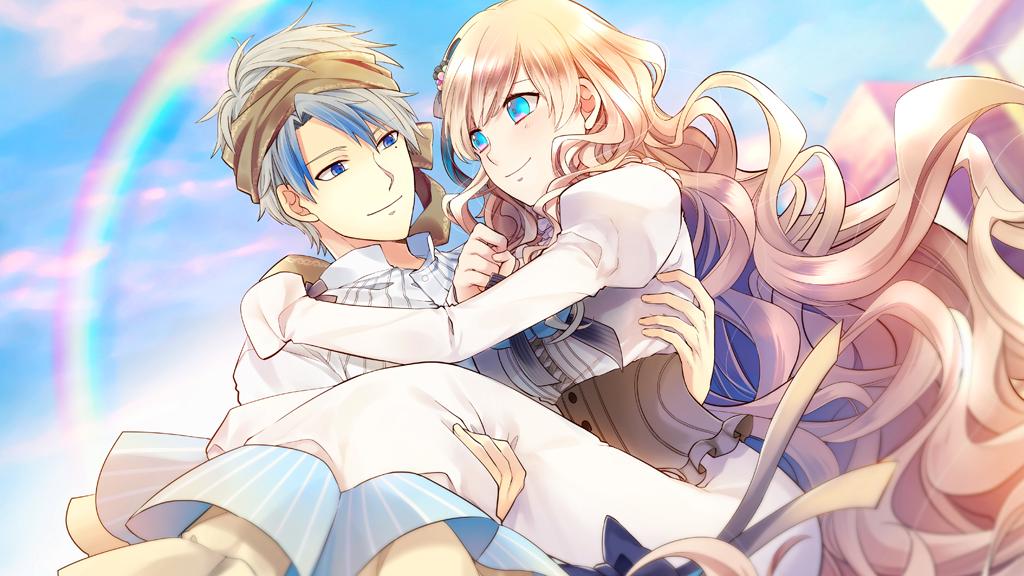 Otome visual novel Taisho x Alice - gamologi.com