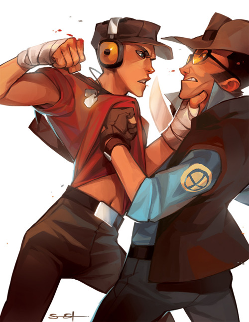 scout tf2 team fortress