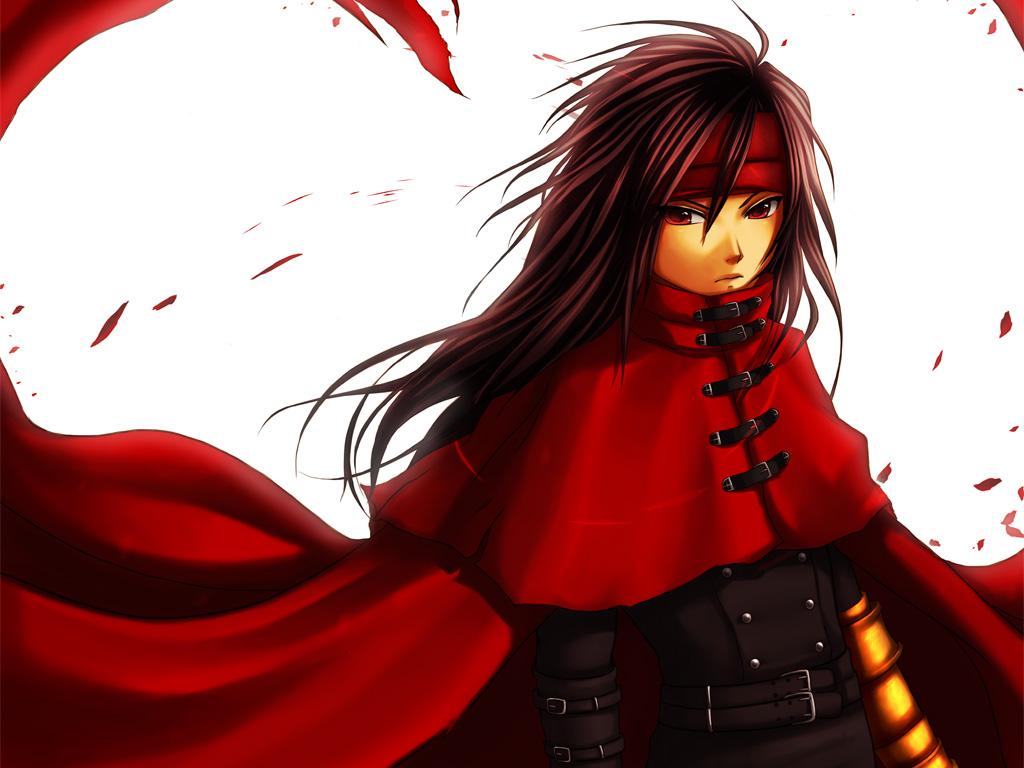 Vincent Valentine Final Fantasy VII Image 71788