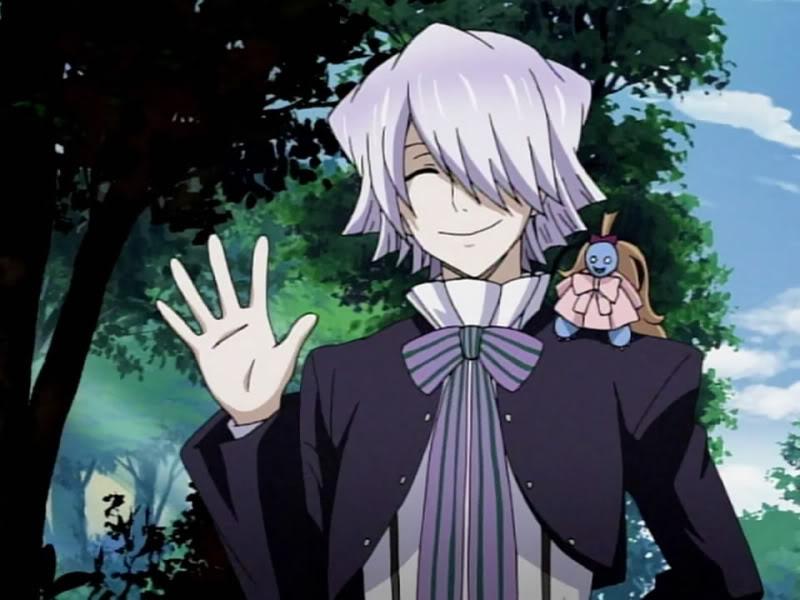 Anime Girl Wallpaper Waving Xerxes Break Pandora Hearts Image 240290 Zerochan
