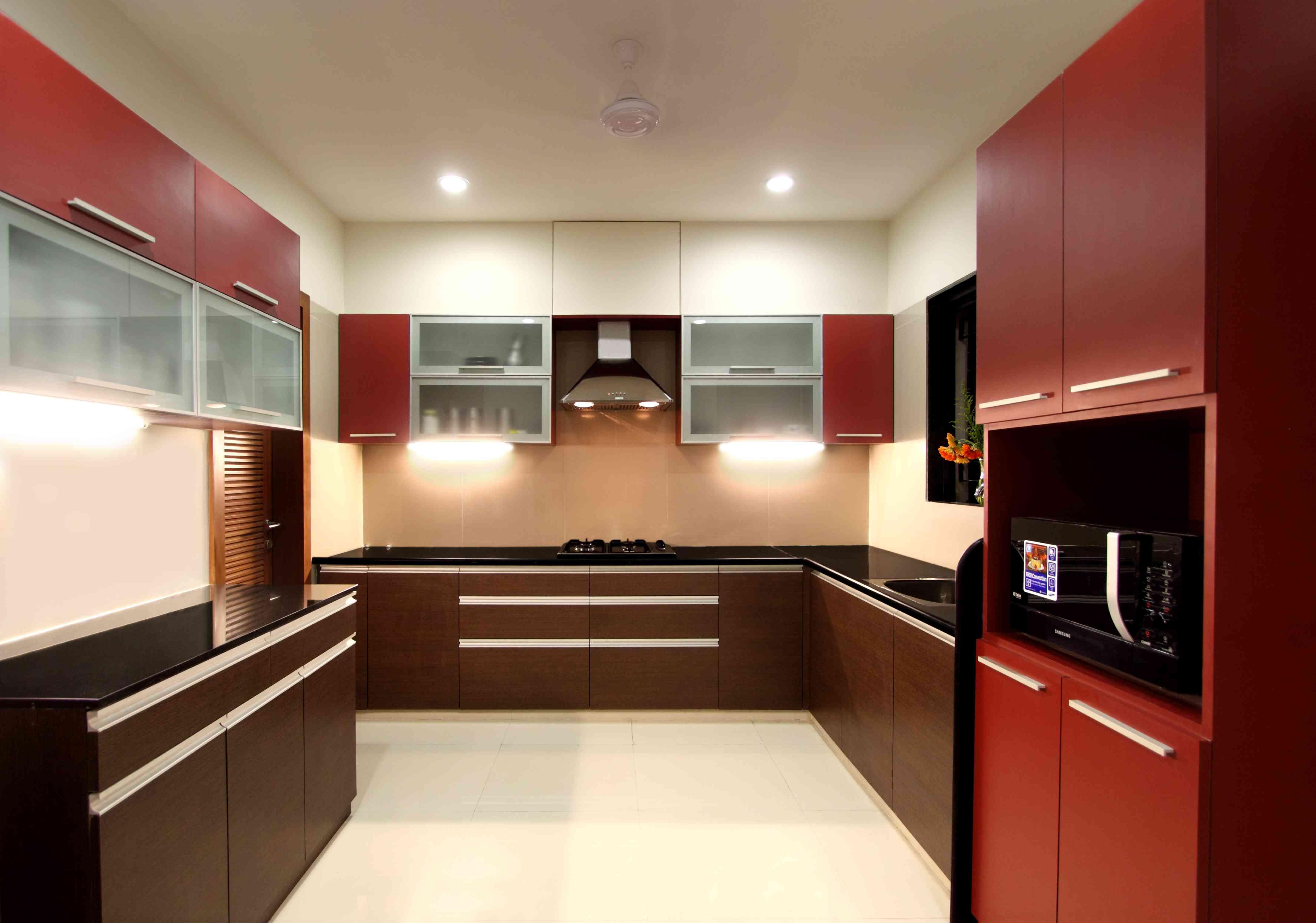 kitchen interiors designs | kitchen interior design ideas, photos