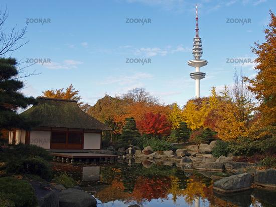 Foto Japanischer Garten Hamburg Bild #961001