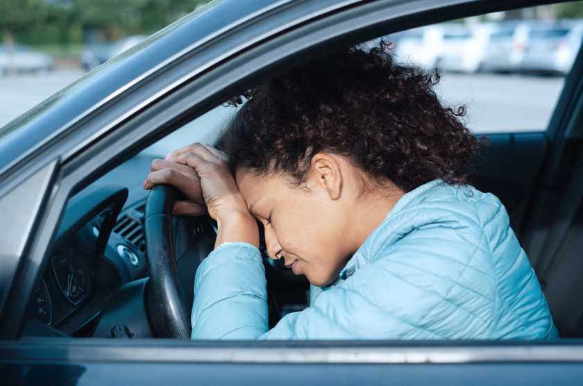 Motorista preocupada com suspensão da sua Carteira de habilitação CNH