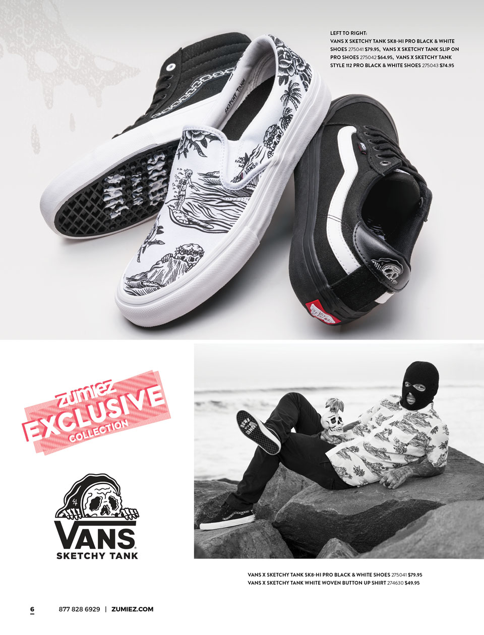 39dbb51ca27379 The 5 Hottest Vans Collaborations Of The Year – What Do You Skate In