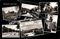 Ansichtskarte / Postkarte Langenberg Velbert, alte Huser ...