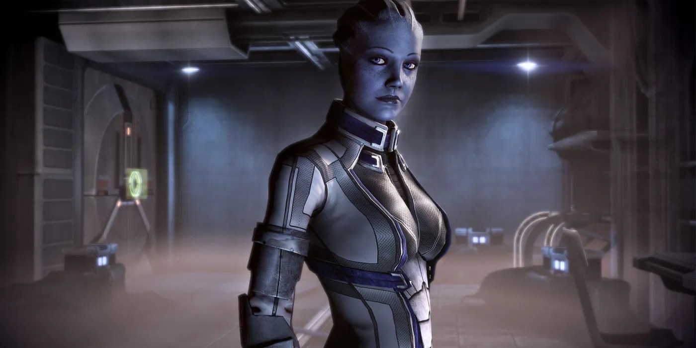 Mass Effect: How Liara T'Soni Blossomed Into an Asari Hero & Saved the  Galaxy