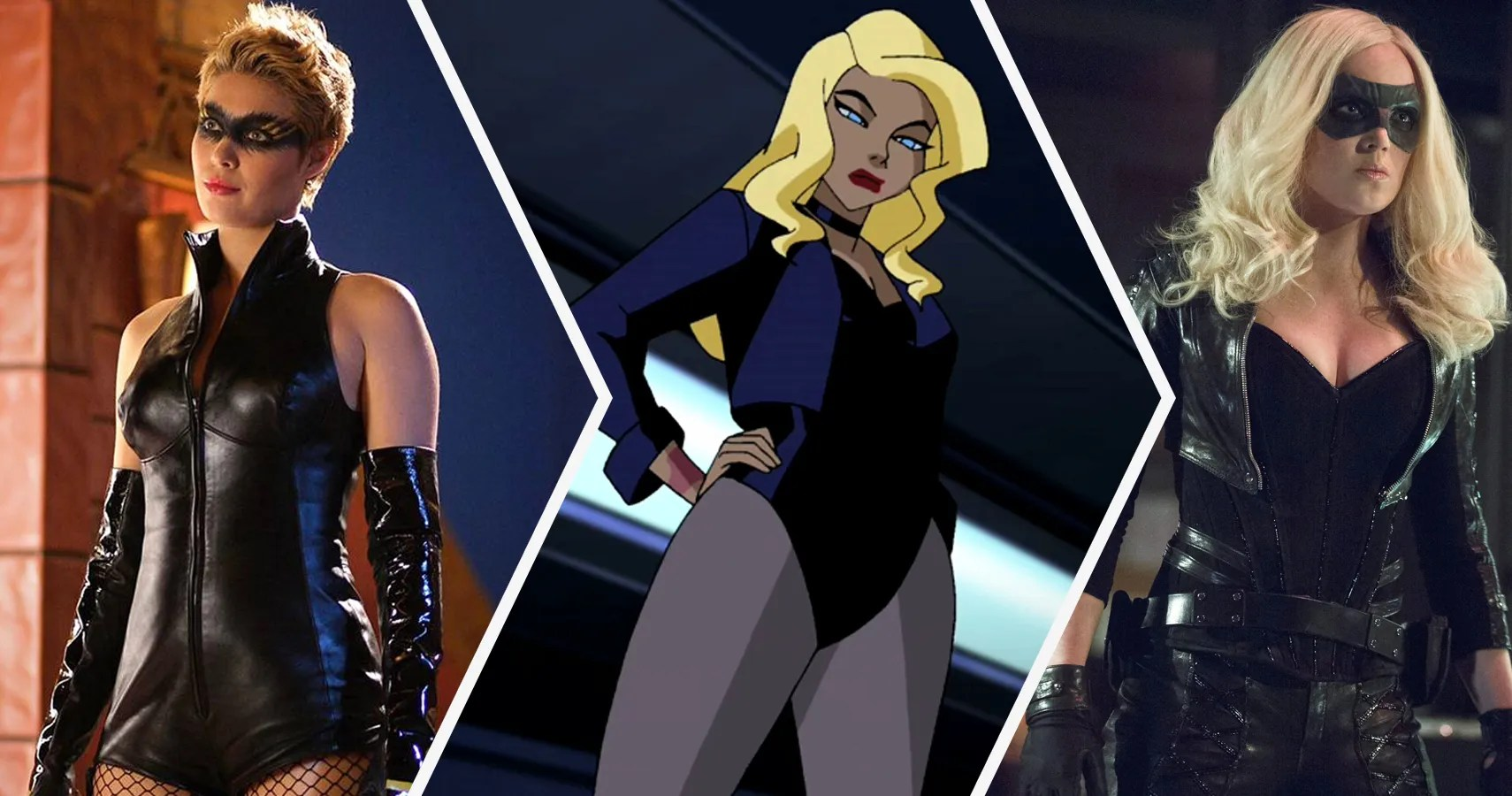 Anime Girl Corset Wallpaper Black Canary Costumes From Comics And Tv Ranked Cbr