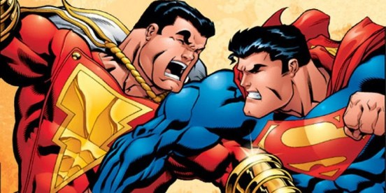 Image result for superman shazam