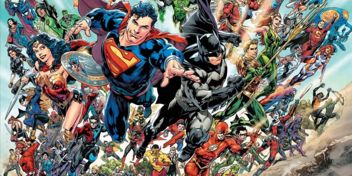 Warner Bros will reboot Justice League with 'Rebirth' film