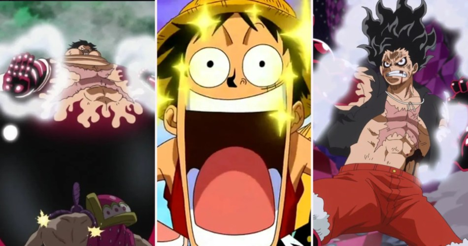 The marines arrive in wano to participate in the wano war and announces a buster call. One Piece 10 Facts Everyone Should Know About Gear Fourth Cbr